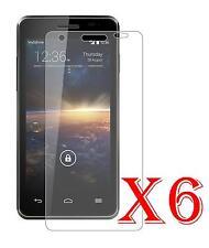 6 PZ PELLICOLA PROTEZIONE Vodafone Smart 4G Turbo 4 PELLICOLE PROTEGGI SCHERMO