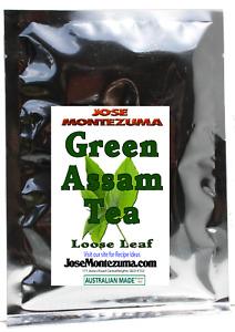 Green Assam Tea 100 / 250/ 500 grams Full Leaf Premium Quality