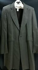 Reed Hill Mens Day Coat Wool Blend - USA