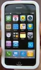 CASE -COVER WHITE for Apple iPhone 3 G 8-16GB, 3 g S