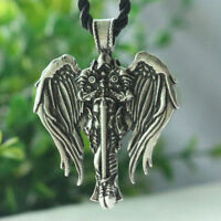 SILVER ARCHANGEL ST.MICHAEL SAINT CROSS SHIELD RUSSIAN ORTHODOX PENDANTS