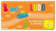 Moses Verlag * 21008 - Magnetspiel LUDO * Reisespiel