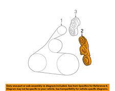 TOYOTA OEM 10-11 Camry 2.5L-L4-Belt Tensioner Assembly 166010V010