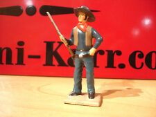 figurine CBG MIGNOT COW BOY cowboy wild west FAR WEST winchester  toy soldier