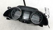 Audi A5 2007 To 2011 3.0 TDI Manual Instrument Cluster Speedometer+WARRANTY