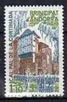 Andorra Francese 1980 Yvert n° 282 nuovo 1° scelta