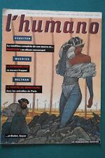 SCHUITEN / MOEBIUS - Catalogue Humanos 1990