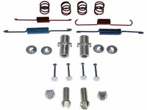 For 2012 Chevrolet Traverse Drum Brake Hardware Kit Rear Dorman 27415YV