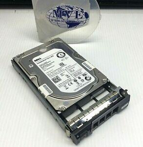 """LOT OF 9 4TB DELL 06P85J 6P85J 0F238F 3.5"""" SAS 6GPS RPM 7.2K HARD DRIVE W/CADDY"""