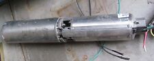 """Goulds 10GS05421C 2 Wire 1/2 HP 115V 4"""" Submersible Water Well Pump with Motor"""