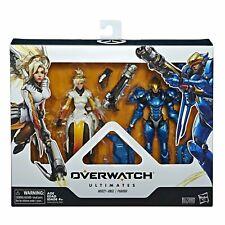 [Toys Hero] In Hand Hasbro Overwatch Ultimates OVW 6 inch Pharah & Mercy 2 PACK