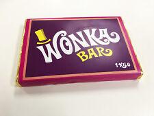 Mega 1kg Chocolate Wonka Bar