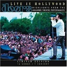 "THE DOORS ""LIVE IN HOLLYWOOD (BRIGHT MIDNIGHT)"" CD NEW"
