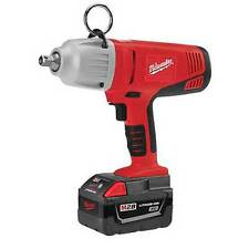 "NEW MILWAUKEE TOOL 0779-22 M28 28 VOLT CORDLESS 1/2"" IMPACT WRENCH TOOL KIT SALE"