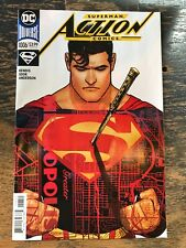 ACTION COMICS #1006 NAOMI HOT Manapul VARIANT 1st Naomi Villian LEONE