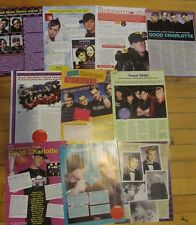 Good Charlotte, Lot of Ten Full Page Clippings