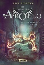 Die Abenteuer des Apollo Band 1 Das verborgene Orakel von Rick Riordan + BONUS