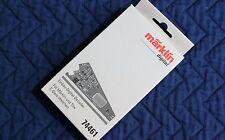 Brand New! Märklin 74461 Digital Turnout Decoder, For Marklin C Track Switches