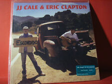 """JJ CALE & ERIC CLAPTON """"ESCONDIDO"""" (HALF-SPEED/LIMITED/DOUBLE-LP/FACTORY SEALED)"""