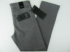 NEW Mens SOUTH POLE Regular Straight 6181 Charcoal Gray Denim Jeans 32 Waist
