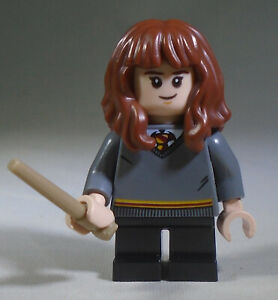new LEGO Hermione Granger Minifig from the Harry Potter stories