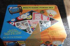 Family Guy Multi-Game Poker Set