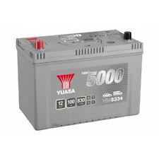 Batterie Yuasa Silver YBX5334 12v 100ah 830A Hautes performances
