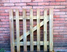Cancello di legno,cancelletto per steccato da esterni e giardino 1000x1000 mm.
