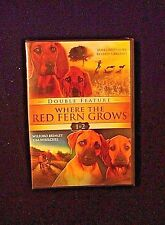 Where the Red Fern Grows 1 & 2 (DVD, 2013)