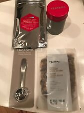 TEAVANA Youthberry (white / herbal tea blend) 2oz Spoon sugar & tin