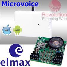 Combinatore telefonico GSM Microvoice ELMAX