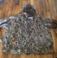 Underbrush camo lightweight jacket Guillie L/XL