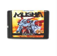 MUSHA 16 bit MD Game Card For Sega Mega Drive For SEGA Genesis