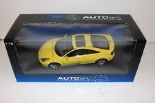 AUTOart 1/18 Toyota Celica GTS 2000 Yellow LHD 78723 MINT