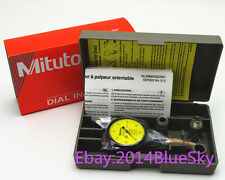 Mitutoyo 513-404E Dial Quick-Set Test Indicators 0-40mm X 0.01mm !!Brand New!!