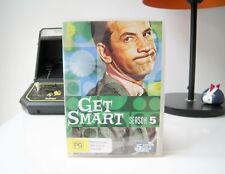 GET SMART: SEASON 5 - DVD | 5 DISC SET