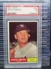 1961 Topps Mickey Mantle #300 PSA 7 NM Yankees Z626