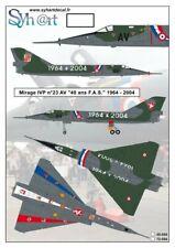 """Syhart 1/48 Dassault Mirage IVP n""""23 AV # 48094"""