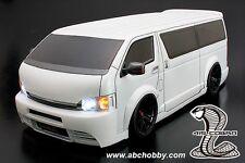 ABC-Hobby Toyota 415 COBRA STAGE II 1:10 mit Kotflügelverbreiterung (200mm)66168