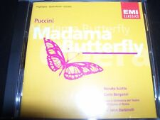 Madama Butterfly Puccini (Renata Scotto) Sir John Barbirolli EMI Classics CD – L