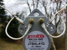 JETSTREAM JTBAL41G 4:1 Transformer Type Balun  3.5-30 MHz, 1500W  Wire Antennas
