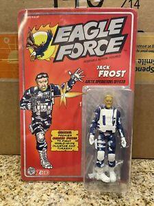 Eagle Force Jack Frost Kickstarter Exclusive Zica Toys
