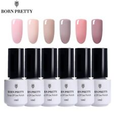 6Stk 5ml Born Pretty  Series Nagellack Nail Art UV Gel Polish DIY Gel-Lake