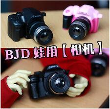 Cute Camera Multicolors for BJD  1/4, 1/3,Uncle DD SD Doll Accessories AC20
