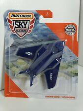Matchbox - 2020 Skybusters Lockheed Martin F-117 Nighthawk 7/13 FREE SHIPPING