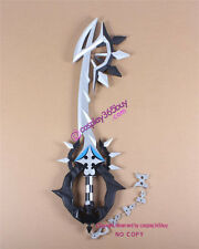 Kingdom Hearts Roxas Two Across Keyblade cosplay prop PVC made cosplay365buy