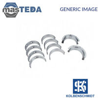 NEW MAIN SHELL BEARINGS SET KOLBENSCHMIDT 87503614 I OVERSIZE 0.25MM