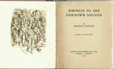 Sonnets to the Unknown Soldier