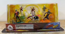 Disney Marvel Ant-Man and The Wasp Figure Play Set CAKE TOPPER 6 pc.NEW IN BOX