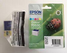 2x original epson t0530 epson s020110 s020193 epson stylus photo 700 750 EX